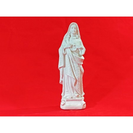 12cm Sagrada Familia Baby Gesso Cru