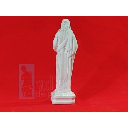 Imagem Nossa Senhora de Fátima Baby 15cm com Pastores