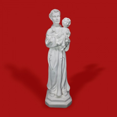 Buda Baby com Mão no Joelho - 17cm